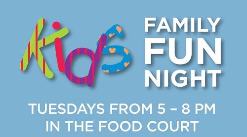 Kids Family Fun Night