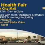 Health Fair Open Still Small